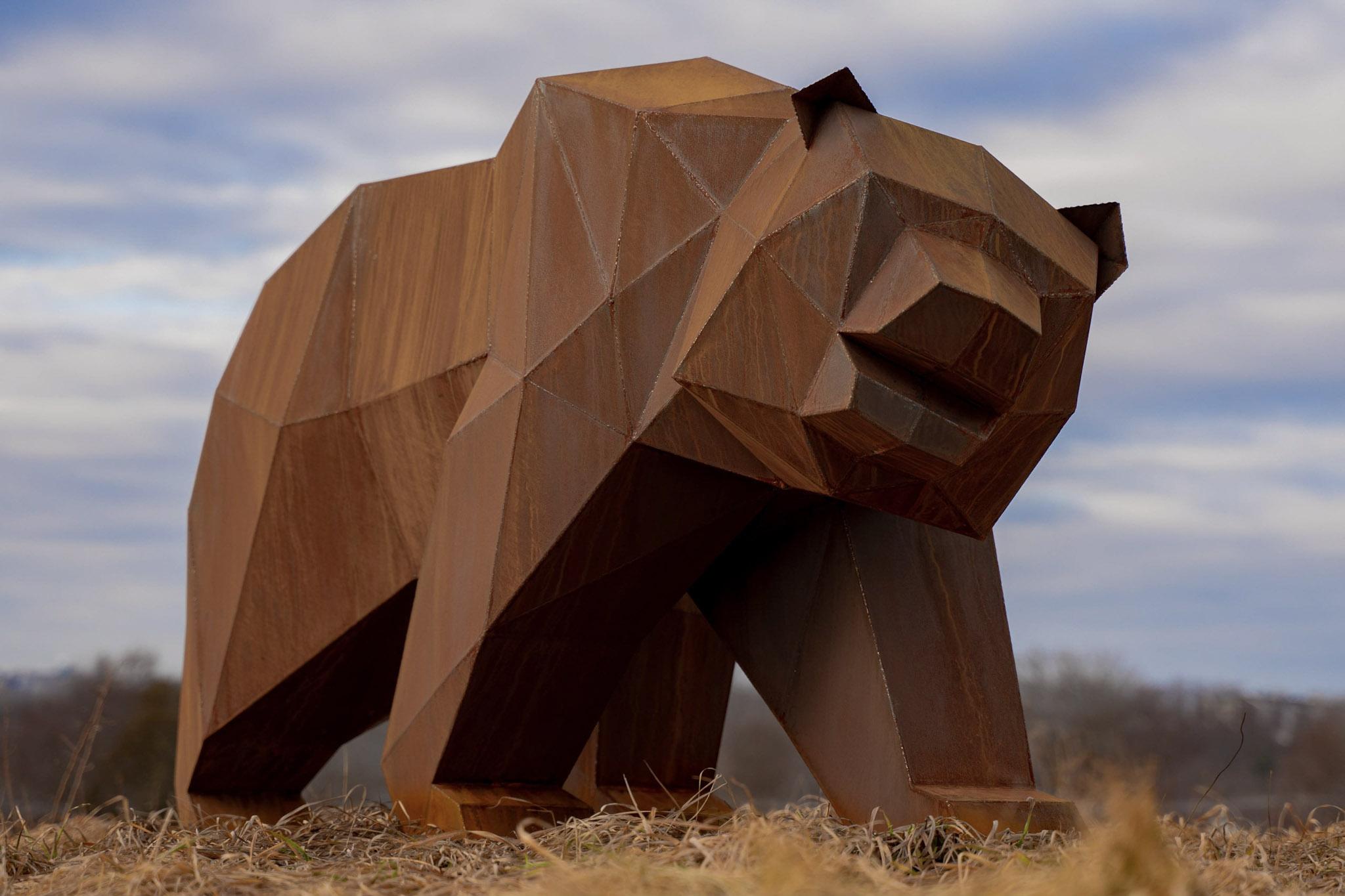 Rusted Bear-05341